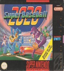 2020 Super Baseball ROM