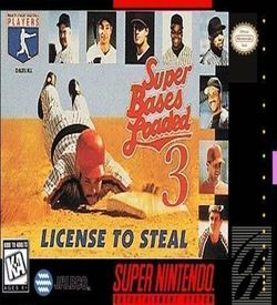 Super Bases Loaded 3 - License To Steal (V1.0) ROM