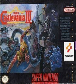 Super Castlevania IV [T-Port] ROM
