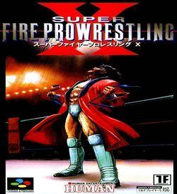 Super Fire Pro Wrestling X ROM