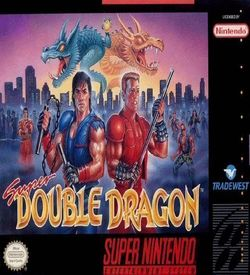 Super Double Dragon [a1] ROM