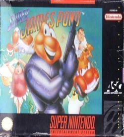 Super James Pond ROM