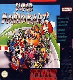 Super Mario Kart ROM