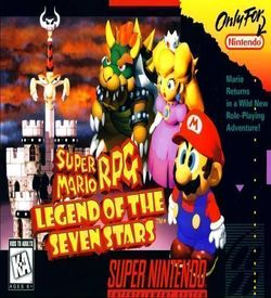 Super Mario RPG - Legend Of The Seven Stars ROM