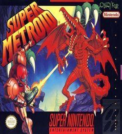 Super Metroid (JU) ROM