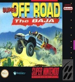 Super 4WD - The Baja ROM