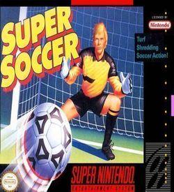 Super Soccer ROM