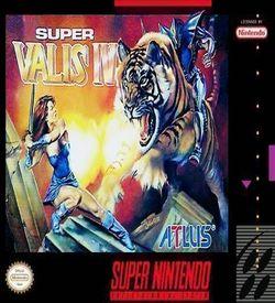 Super Valis IV ROM