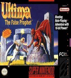 Ultima VI - The False Prophet ROM