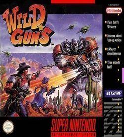 Wild Guns ROM