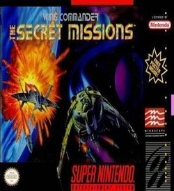 Wing Commander - The Secret Missions ROM