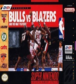 Bulls Vs. Blazers And The NBA Playoffs (V1.1) ROM