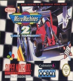 Micro Machines 2 - Turbo Tournament ROM