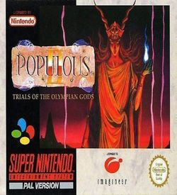 Populous 2 - Trials Of The Olympian Gods ROM