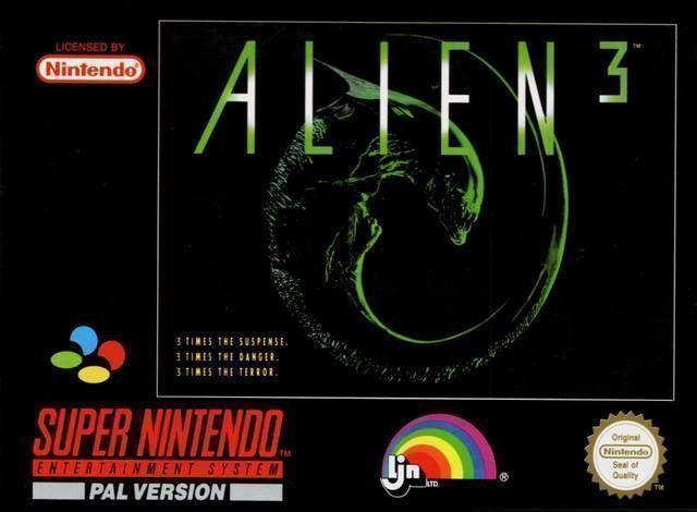 Alien 3 [T-Port]