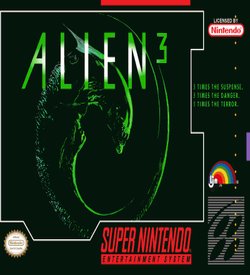 Alien 3 ROM