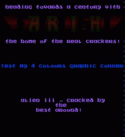Anthrox - C64 Intro (PD) ROM