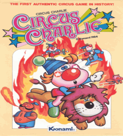 AS - Circus Charlie (NES Hack) ROM