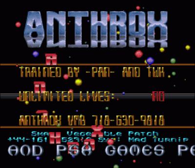 AS - Nuts Milk (NES Hack)