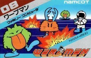AS - Warpman (NES Hack)