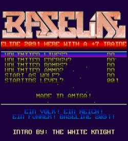 Baseline Trainer (PD) ROM