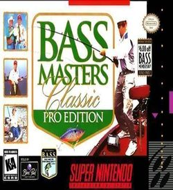 Bass Masters Classic - Pro Edition ROM