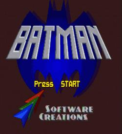 Batman (Beta) ROM