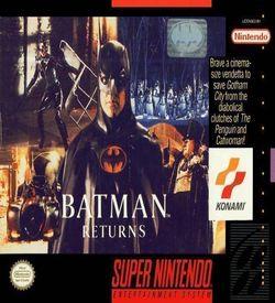 Batman Returns ROM