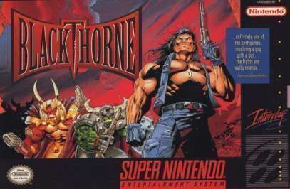Black Thorne (Pre-Release)