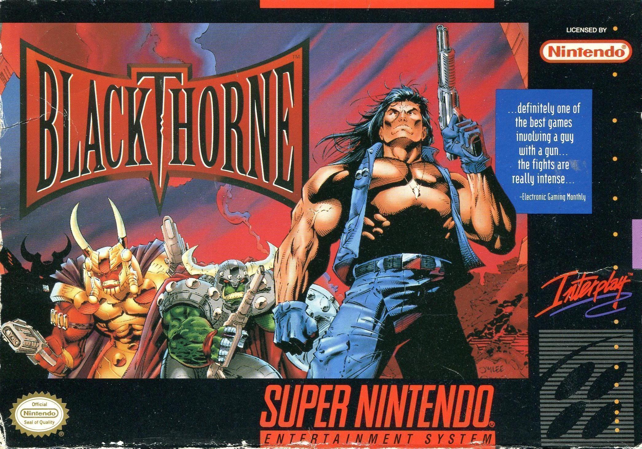 Blackthorne (CES Pre-Release)