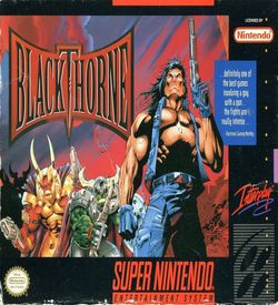 Blackthorne (CES Pre-Release) ROM
