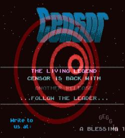 Censor - Follow The Leader (PD) ROM