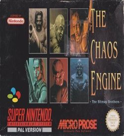 Chaos Engine, The ROM