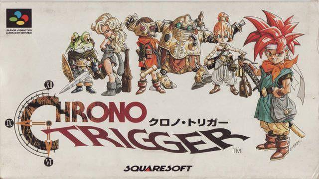 Chrono Trigger - Kurono Toriga