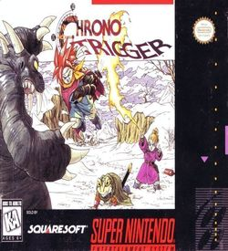 Chrono Trigger [T-Port] ROM