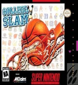 College Slam Basketball ROM