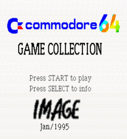 Commodore 64 Collection (PD) ROM