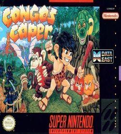 Congo's Caper ROM