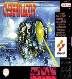 Cybernator ROM