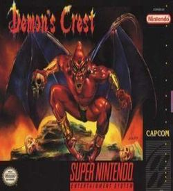 Demon's Crest ROM