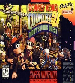 Donky Kong Country - Diddys Kong Quest (V1.1) ROM