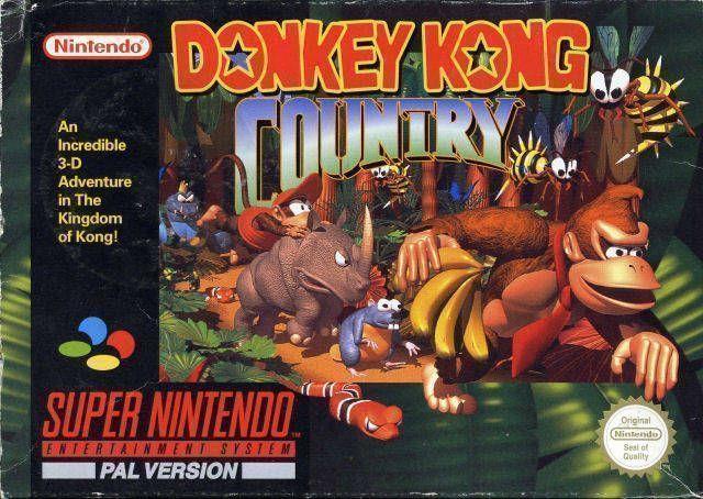 Donkey Kong Country (V1.1)