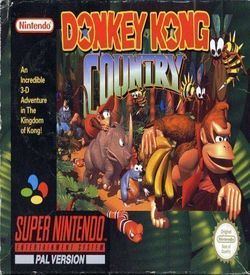 Donkey Kong Country (V1.1) ROM