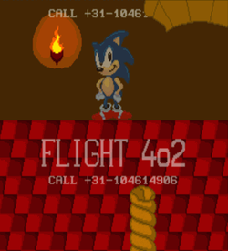 Flight 402 (PD) ROM
