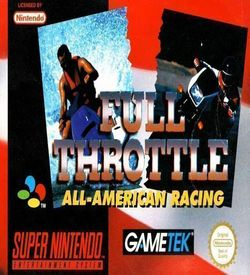 Full Throttle Racing (Beta) ROM