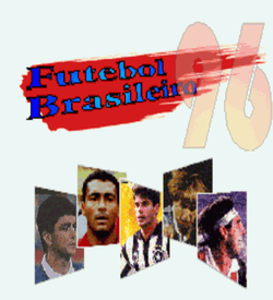 Futebol Brasileiro '96 (Hack) ROM