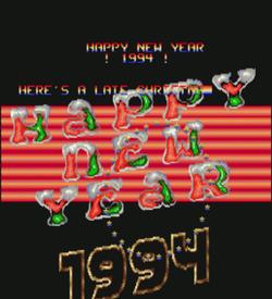 Happy New Year 94 (PD) ROM