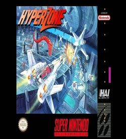 Hyper Zone ROM