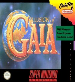 Illusion Of Gaia ROM