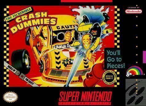 Incredible Crash Dummies, The (Beta)